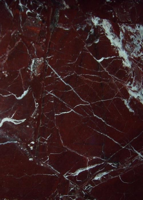 Rosso Levanto Marble Stone Slab Big Tile Generous Style For Flooring